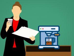 קניית מכונות קפה למשרד