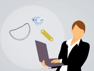 איך קונים תכשיטים באינטרנט?