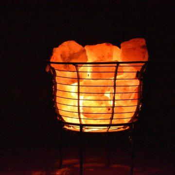 איך בוחרים מנורת מלח באינטרנט?